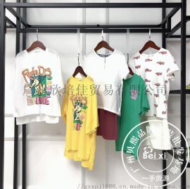 新上19【童淘库】简约夏装高端品牌折扣走份