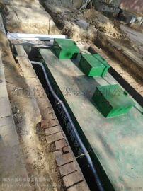 养殖地埋式一体化污水处理设备