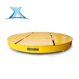 2米軌道轉盤 1.5米直徑轉盤 軌道轉盤 道岔轉盤 異形軌道轉盤