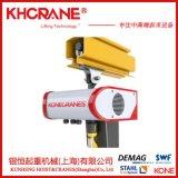 125kg科尼KONE電動葫蘆配KBK輕軌吊單樑起重機 KBK鋁軌懸臂吊