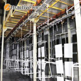 【广东创智】家具喷漆设备 设备 全自动生产流水线