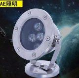 AE照明AE-SD-01防水led水底灯,防水水底灯,AE照明AC12V-24V防水LED水底灯水池灯3W6W9w12W