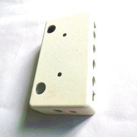 铝合金压铸加工灯饰零件 代加工压铸件可喷粉 喷砂 抛光