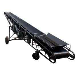 供应槽型皮带输送机 电滚筒胶带输送机 动力伸缩滚筒输送机