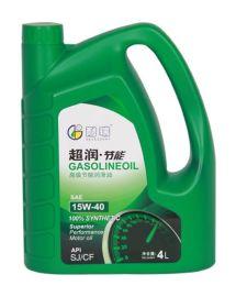 耐瑞超润节能SJ/CF润滑油
