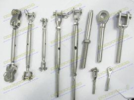 不锈钢钢丝绳绳花兰接线器