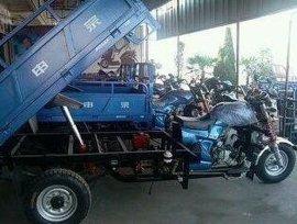 宗申自卸三轮摩托车价格