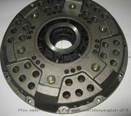 水泥搅拌车离合器压盘
