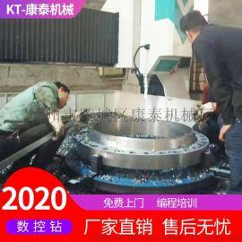 全新2020数控龙门钻铣床 三轴联动数控钻床