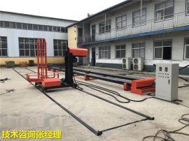 陕西钢筋笼机械操作说明
