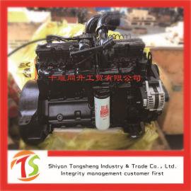 康明斯QSL9发动机总成 SWDM16旋挖钻机