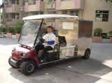 成都电动餐饮车, 電動觀光車电池
