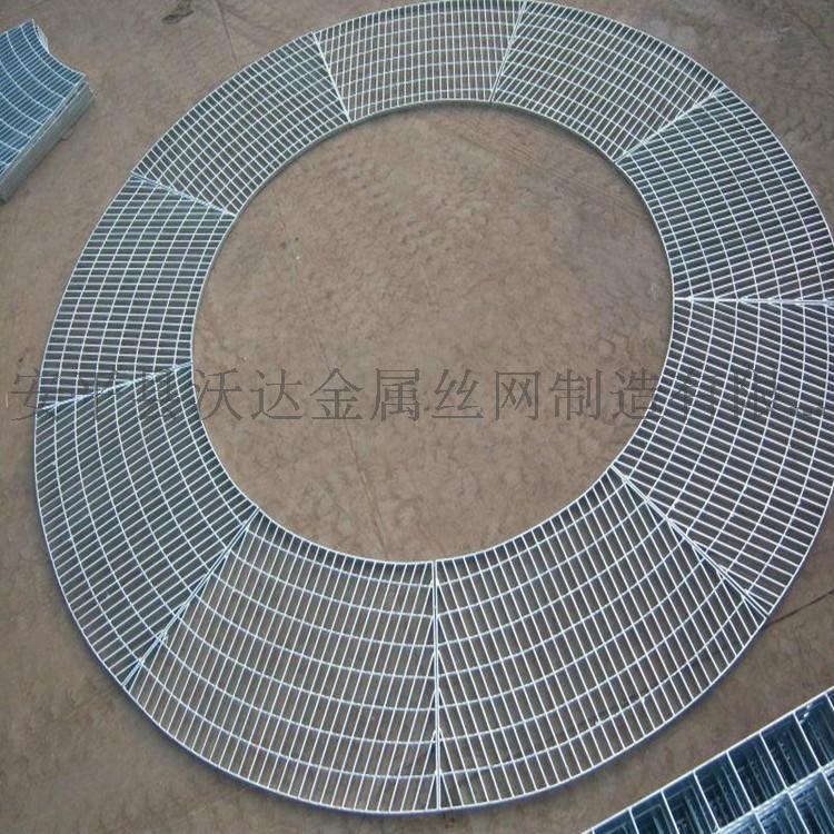 钢格板 钢格栅 热镀锌格栅板 平台钢格栅
