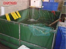 农田灌溉帆布蓄水池-PVC涂塑布-广东批发厂