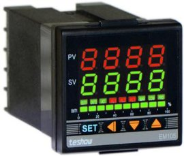 teshowEM105数显PID温控器、温控开关、温控表