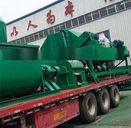 猪粪有机肥生产线全套设备