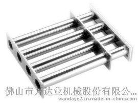 专业供应佛山磁选分离机械设备磁力架 万达业厂家直销磁性材料