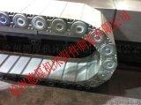 吉林冶金设备用钢制拖链 钢铝拖链 金属坦克链