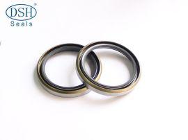 不锈钢油封LC型 金属金属油封 橡胶密封件