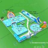 海蘭藍大型移動水上樂園暢享親子世界