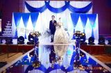 婚慶道具,婚禮地毯,婚慶鏡面板材ps