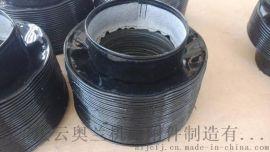山东庆云奥兰机床附件有限公司制作防尘丝杠防护罩