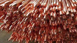 接地棒-φ17.2×2500镀铜接地棒恒泰厂家  价格供应