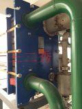 TPY板式换热器、TPY成套换热机组及换热器板片、橡胶密封垫片的研究﹑开发和,是目前国内密封制品规模最大﹑胶种