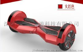 金华沐涛变形金刚版8寸电动扭扭车