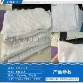 厂家供应 200g长丝土工布 聚酯长丝土工布批发