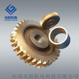 JH-5 JH8矿用回柱绞车合金蜗轮