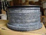浸渍四氟中碳纤维编织盘根