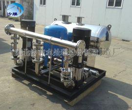 智能小区厂矿全自动气压供水设备