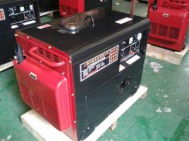 家用220V5KW柴油发电机