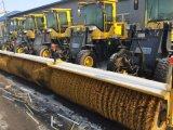 哈尔滨清雪北京赛车除雪滚刷雪铲撒盐机厂家