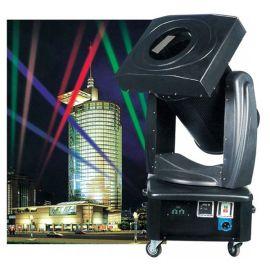厂家直销PCL摇头换色探照灯 空中探照灯 LED帕灯 摇头光束灯