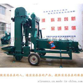 农业机械 粮食加工设备 玉米清选机 大豆筛分机 小麦除杂机