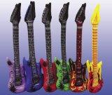 东莞玩具厂家供应pvc吉他 广告吉他充气