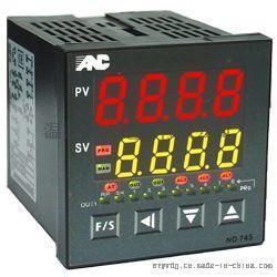 台湾友正PID程序温度控制器 ND-745可带通讯输出