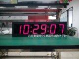 北京泰福特HJZ-WN-D5单面壁挂网络数字子钟