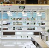 定製精品鞋櫃 服裝店烤漆展櫃