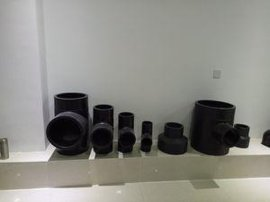 HDPE实壁管 管材管件