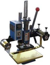 **手动烫金机压痕 LOGO烫金烙印压花机 名片压痕皮革塑料烫印机