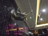 动物艺术浮雕壁饰猫头鹰玻璃钢浮雕 酒店KTV装饰雕塑