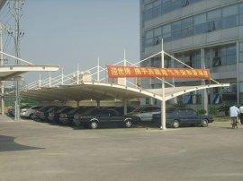 上海雨篷,车篷,膜结构车棚制作