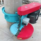 卡箍式切樁機 鋼筋混凝土樁頭切割機 水泥管樁抱箍式切樁機