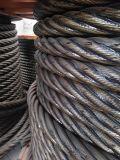 6*36WS+FC 耐磨钢丝绳 起重钢丝绳 特殊钢丝绳 整卷优惠 现货供应