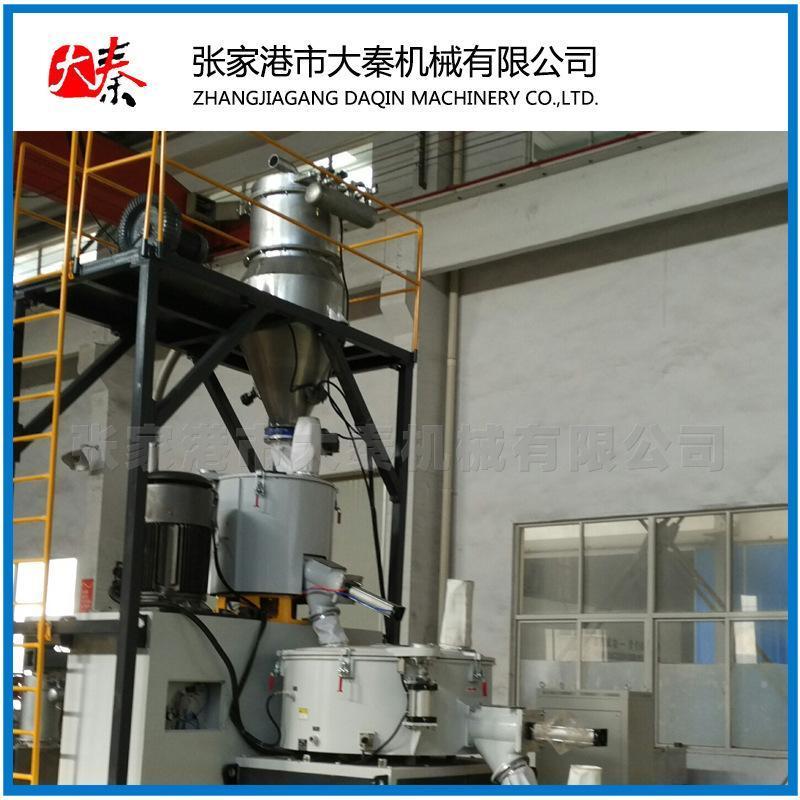 稱重式混料機 注塑機稱重混料 中央供料塑料輔機