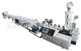 PE塑料管生产设备 PVC管挤出机生产线 ABS管材生产线制造厂家
