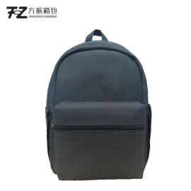 背包双肩包电脑包休闲商务两用双肩包定做可定做logo上海方振箱包